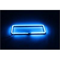 ModaCar SESE DUYARLI Mavi Neon Teyp Çerçevesine Işık 102234