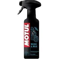 Motul Wash & Wax Susuz Temizleme Cilası (E1)
