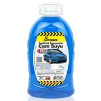 Automix Antifrizli Şampuanlı Cam Suyu 4 Litre