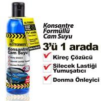 Automix Konsantre Cam Suyu Şampuanı 250 ml
