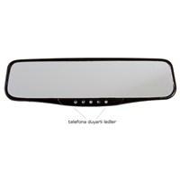 Modacar Cep Telefonu Sinyaline Duyarlı Işıklı İç Ayna 041140