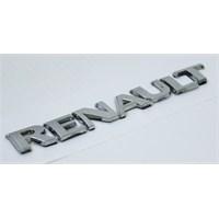 ModaCar RENAULT Bagaj Yazısı 061164