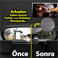 Ford Focus Sedan Arka Cam Perdesi 2011-2012