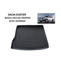 Dacia Duster 4X2 Bagaj Havuzu 2010 Sonrası