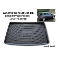 Renault Clio 3 Hb Bagaj Havuzu Kancalı