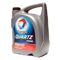 Total Quartz 7000 10w40 4 Litre Motor Yağ ( Benzin )