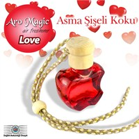Aro Magic İpli Şişe Koku Love