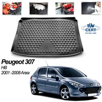 Peugeot 307 Bagaj Havuzu 2001-2008