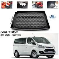 Ford Custom 8+1 Bagaj Havuzu