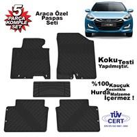 İmage Hyundai İ30 Hb Oto Paspas Siyah 2012