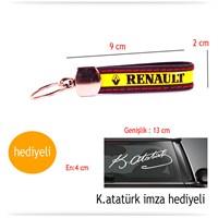 Acts Silikon Renault Anahtarlık 8587