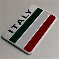 Dreamcar Italy 5 Metal Amblem