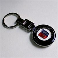 Dreamcar Alpina Metal Anahtarlık
