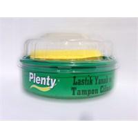 PLENTY Lastik Yanak ve Tampon Cilası (Sünger ile birlikte), 230 gr