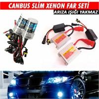AutoCet Can-Bus H1 8000K Xenon Far Seti İnce Slim Dijital Balats 4173a