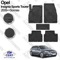 İmage Opel İnsignia Tourer Paspas Siyah