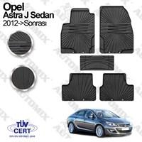İmage Opel Astra J Sedan Paspas Siyah 2012