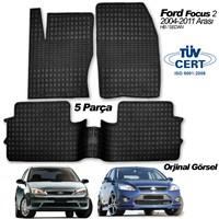 İmage Ford Focus Oto Paspas Siyah 2006