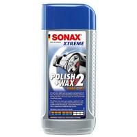 Sonax Xtreme Nano Çizik Giderici Parlatıcı Cila -250 ml.