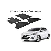 İthal Hyundai İ20 Kauçuk Paspas