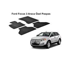 İthal Ford Focus 3 Kauçuk Paspas