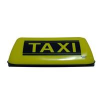 Space Mıknatıslı Taksi Levhası Dale06