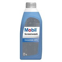 Mobil Screenwash Conc. -65C 1lt Cam Suyu