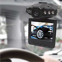 Carda Araç İçi Kamera Hd-Dvr 2.5 Lcd Ekran Adaptörlü