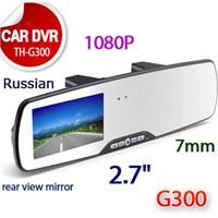 Carda Dikiz Aynası Hareket Sensörlü Hd Araç İçi Kamera An-6311