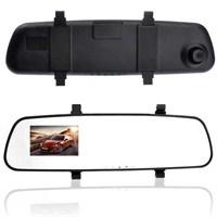 Carda Dikiz Aynası Hareket Sensörlü Hd Araç İçi Kamera An-6313