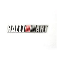 Space Metal Arma - Ralli Art (Büyük)