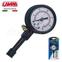 Lampa 60 Psi (4,2 Bar) Profesyonel Hava Saati 40mm 74010