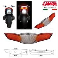 Lampa Dedon Motosiklet Sinyalli Arka Stop 90157