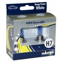 Narva H7 4500K Range Power White Ampul Takım