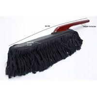 ModaCar Duster Anti-Statik Araç Temizleme Püskülü AHŞAP SAPLI Large 090080