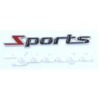 ModaCar Metal SPORT Yazı 103071
