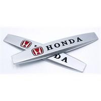 ModaCar Metal HONDA Yazı 103070