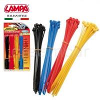 Lampa Tuning-Decor 4 Renkli Cırt Kelepçe 100 Ad. 70018