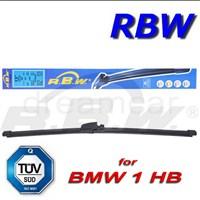 Rbw Bmw 1 Seri Hb (E81,E87) 2004-2011 Ve Sonrası Kasa İçin Arka Muz Silecek 28 cm 90290