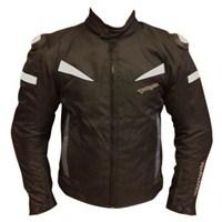Colombia Motosiklet Mont Hörgüçlü (Siyah)