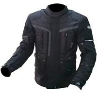 Prosev 7152 Touring Motosiklet Montu (Siyah)