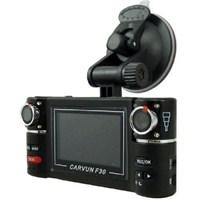 Techsmart Ghk-1011 Çift Kameralı Araç İçi Kamera
