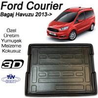 Ford Courier Bagaj Havuzu Courier Bagaj Paspası