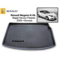 Renault Megane 3 Bagaj Havuzu Megane 3 Paspas