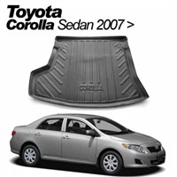 Toyota Corolla Bagaj Havuzu Corolla Bagaj Paspası 2007-2013