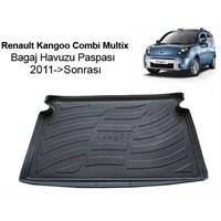 Renault Kangoo Combi Multix Bagaj Havuzu 2012 Sonrası