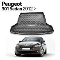Peugeot 301 Bagaj Havuzu Sedan 2012 Sonrası