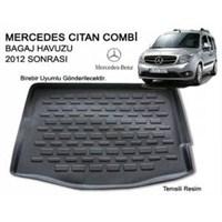 Yeni Mercedes Citan Combi Bagaj Havuzu 2012 Sonrası