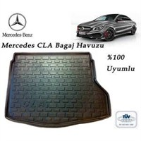 Mercedes Cla Serisi Sedan Bagaj Havuzu 2013 Sonrası