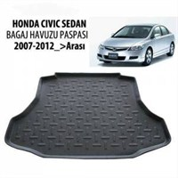 Honda Civic Sedan Bagaj Havuzu 2007-2012 Arası